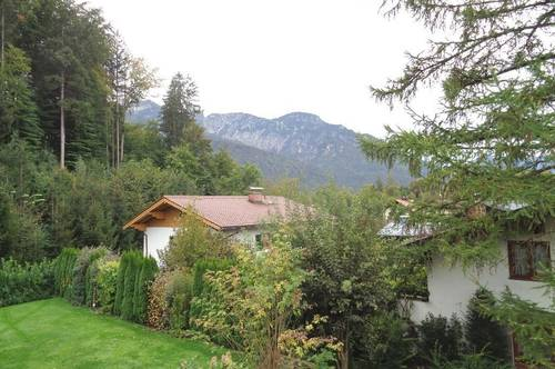 Einfamilienhaus in ruhiger und sonniger Aussichtslage in Großgmain/Salzburg
