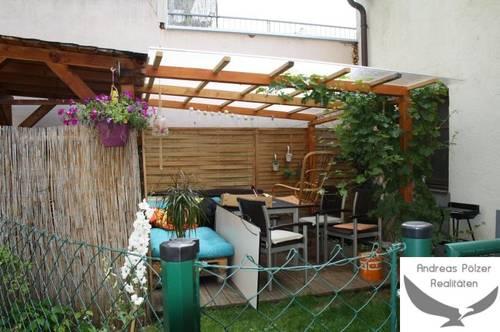 Geniale Gartenwohnung in Zentrumsnähe