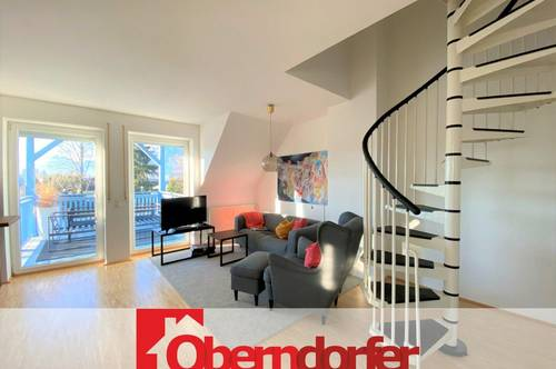 THE ALPS | Drei-Zimmer-Maisonette mit Carport | LEOPOLDSKRON