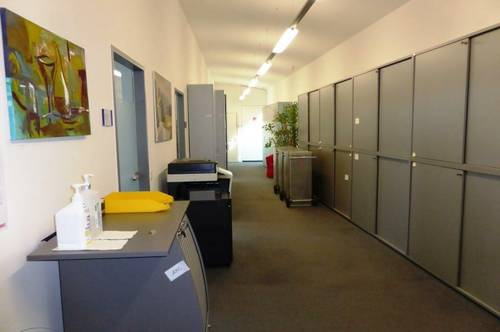 MIETE Salzburg-Stadt: 147 m² Büro/Praxis/Ausstellungs-/Gewerbefläche - RIEDENBURG - Rainbergstraße 3a - Top 6a