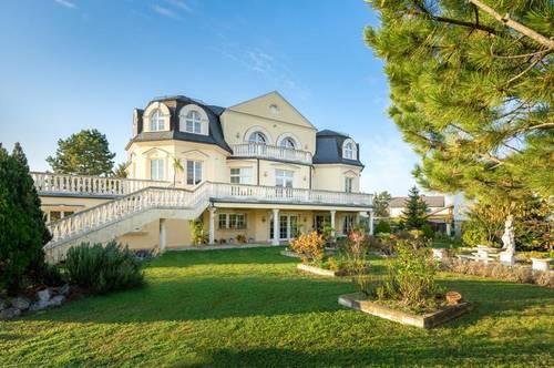 Pure Eleganz auf 1.800 m² Grundstück genießen!