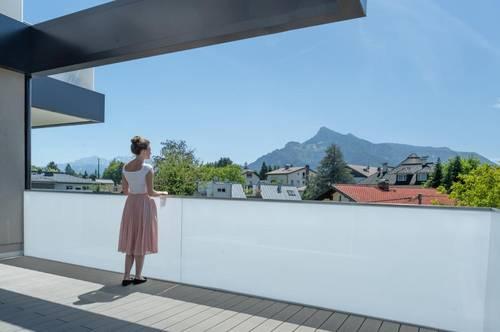 ERSTBEZUG: Exklusive Terrassenwohnung mit Penthouse-Flair und Festungsblick