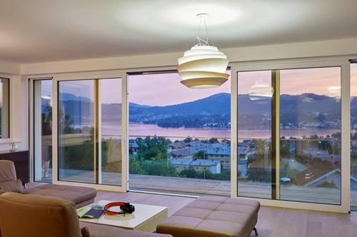 Zeit genießen am Zweitwohnsitz! Raum-Wunder mit großer Terrasse und Seeblick