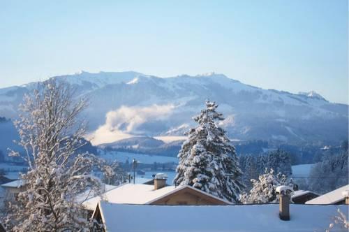 FREIZEITWOHNSITZ:  Luxuriöses Anwesen mit Gästehaus und unverbaubaren Kaiserblick