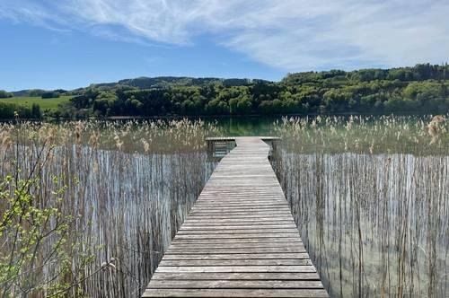Große Freiheit! Reine Natur mit privatem Badeparadies!