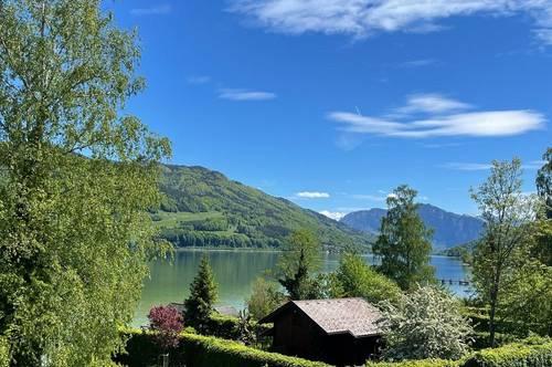 Seen‑sucht Mondsee! Urlaubsflair im Neubauhaus mit privatem Badeplatz