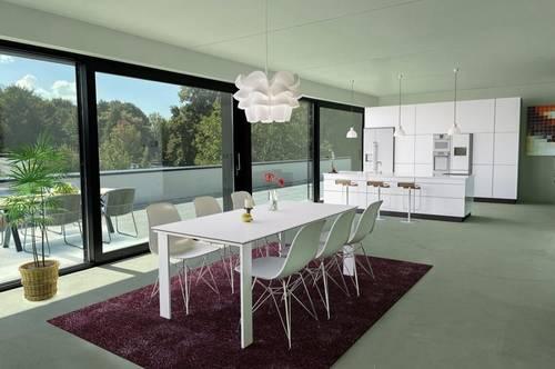 Hoch hinaus in Morzg!140 m² Penthouse mit 76 m² Sonnenterrasse