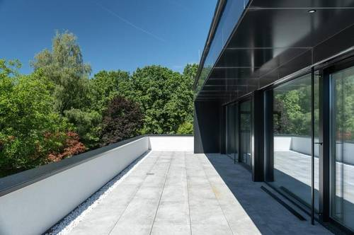 Offenes Wohnkonzept mit Aussicht! Dachterrassenwohnung zum Erstbezug