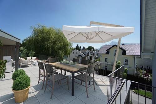 Salzburg-RiedenburgDen Sommer noch heuer auf der 80 m² Terrasse genießen - SOFORTBEZUG!