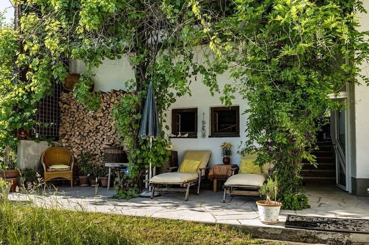 Weiterer Outdoor-Ruhe-Aussichtsbereich
