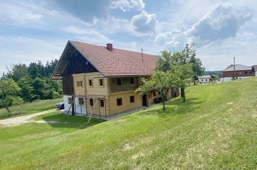 """A very warm WELCOME -<br />im liebevoll sanierten Bauernhaus - nahe dem """"Golfclub Sonnberg"""""""