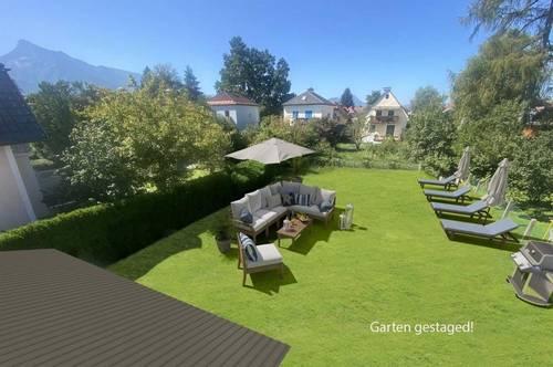 Villengrundstück mit Altbestand in Salzburger Premium-Stadtlage in Gneis!