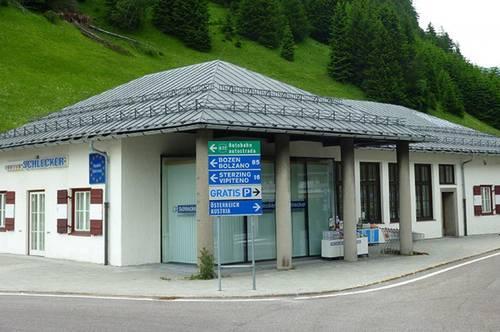 das Zollhaus am Brenner