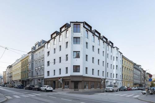 Modernes Wohnen mitten in Wilten inkl. TG Stellplatz