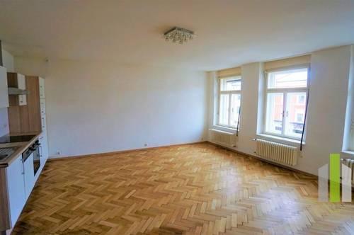 renovierte 3,5 Zimmerwohnung mit Balkon