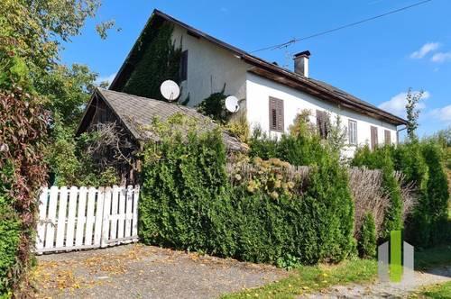 Altes Bauernhaus mit Sanierungsbedarf