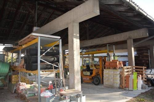 Stadt Salzburg: Bauhof mit Büro und Lager