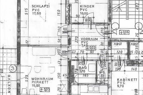 Kuchl: Geräumige 4-Zimmer-Wohnung