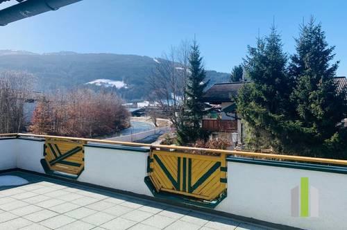 IMMER auf der SONNENSEITE auf der  50m² Terrasse