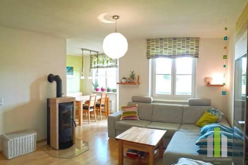 Sonnige 3 Zi-Wohnung mit Fernblick