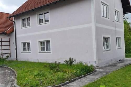 Einfamilienhaus mit Erweiterungsmöglichkeit, inkl. bebaubarem Grundstück!