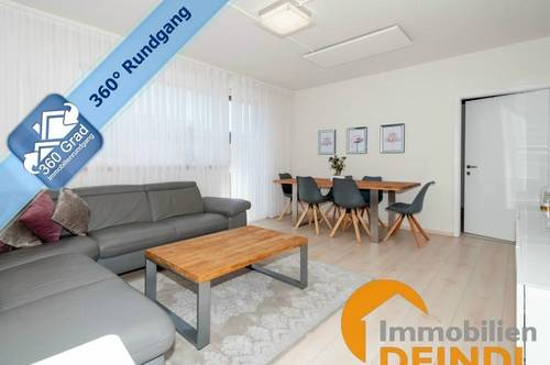 Moderne 4-Zimmer-Wohnung im Zentrum von Oberndorf bei Salzburg