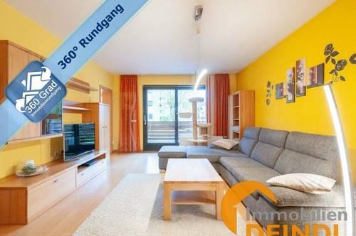 Neuer Preis: Top gepflegte 4-Zimmer-Wohnung mit Terrassen-Balkon in Mattighofen