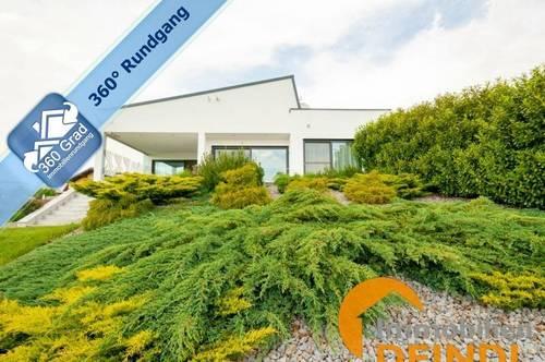 Aussichtslage: Exklusiver Bungalow in Kirchberg