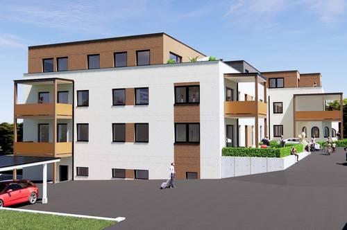 Erstbezug: Stylische Penthousewohnung in Holzöster am See