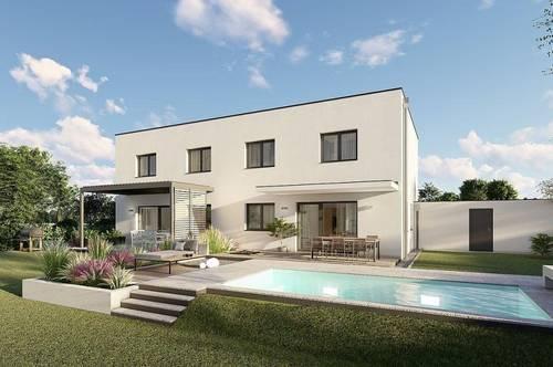 Doppelhaushälfte in wunderschöner ländlicher Lage, die Stadt Gmunden in nächster Nähe
