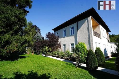Historische Villa in Purkersdorfer Zentrumsnähe!