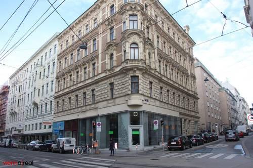 Helle 3-Zimmer DG-Wohnung in Toplage des 8. Bezirks mit separater Küche und Terrasse - unbefristet