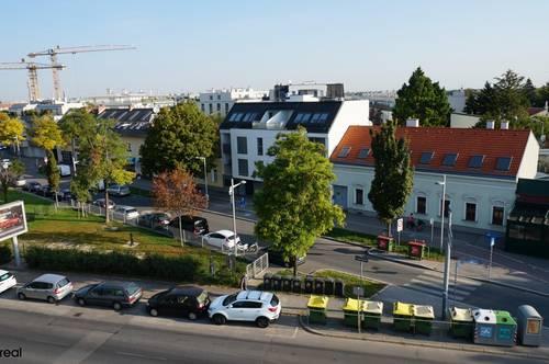 ERSTBEZUG Dachgeschoss - neue helle 2-Zimmer Wohnung Nähe U2