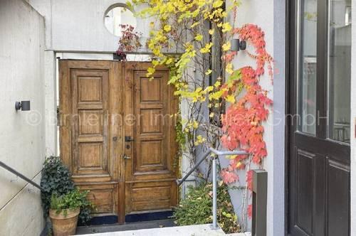 3893 - Traumhafte Gartenmaisonette in Biedermeierhaus