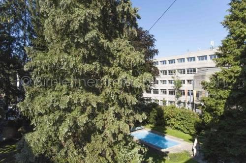 3919 - Türkenschanzpark-Nähe: 7-Zimmer-Mietwohnung