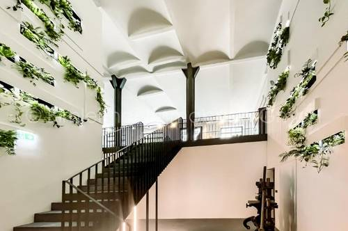 Top 1.3 - Originelles Single-Loft mit 2 Balkonen