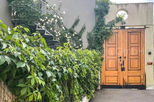 3893 – Ruhige Gartenmaisonette in Biedermeierhaus