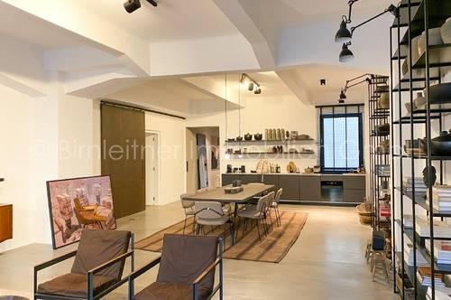 4016 - Außergewöhnliche Designer-Wohnung