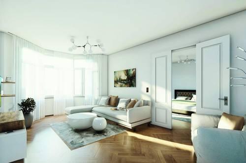 exklusive 5-Zimmer Wohnung im Innsbrucker Villenviertel Saggen