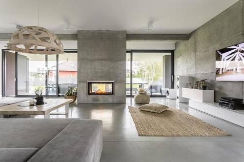 Moderne Villa in beliebter Wohngegend