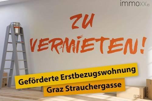 Geförderte Neubau-Mietwohnung in der Strauchergasse TOP 4