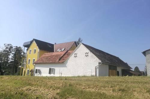 Altes Bauernhaus in Graz/St.Peter