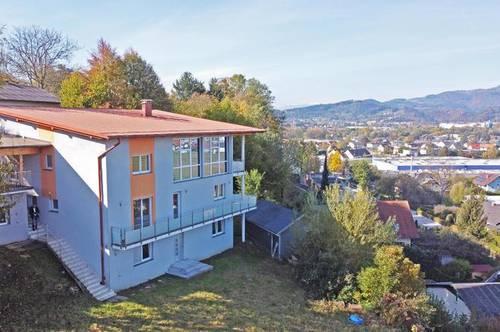 Großes Einfamilienhaus mit unglaublicher Aussicht in Gratkorn
