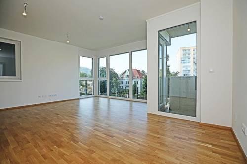 Provisionsfrei! Wohnen am Puls - Geförderte Neubau-Mietwohnung TOP 27 inkl. Tiefgarage