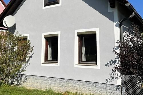 Nettes kleines saniertes Einfamilienhaus mit großen Nebengebäude Nähe Güssing