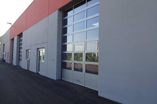 Mehrzweckhalle nähe S5 - Erstbezug - als Produktionshalle geeignet!