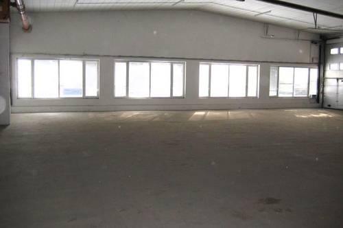 Gewerbehalle + optionale Büroflächen