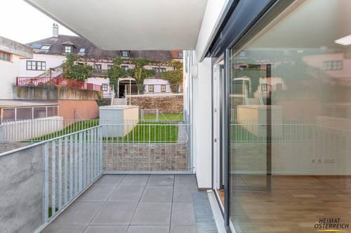Krems an der Donau - provisionsfreie Familienwohnung inkl. praktischem Tiefgaragenstellplatz