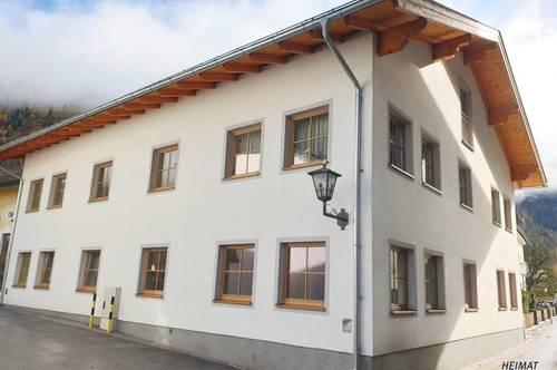 Geförderte 4-Zimmer Wohnung (Top 03) in Dorfgastein zu vermieten!