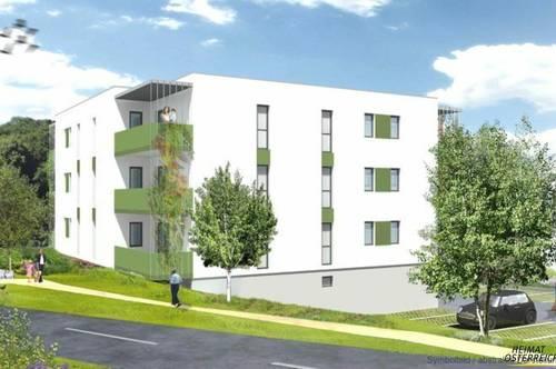 Kirchberg a.d. Pielach – schöne barrierefreie 2 Zimmerwohnung mit Balkon (Top 1)